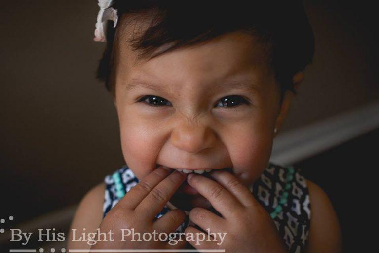 newborn portrait in home portrait lifestyle